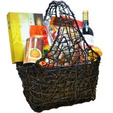 Chinese New Year Special  New Year Hamper with Topshell Slice in Abalone Sauce